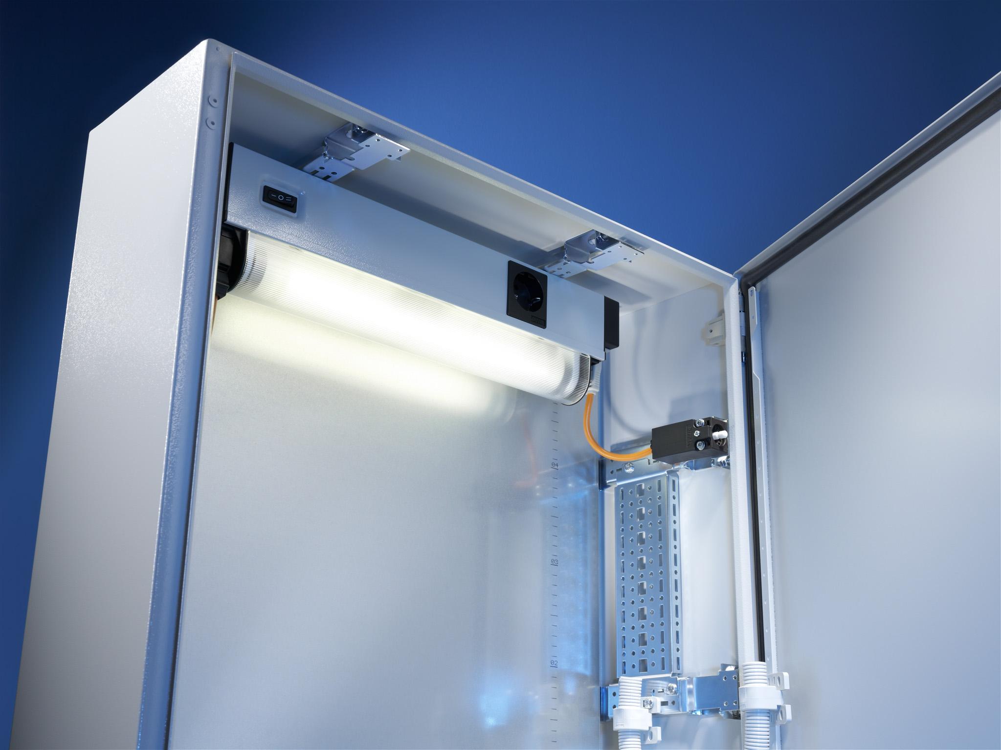 Rittal gabinetes - Iluminacion interior armarios ...